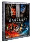 Photo : Warcraft : le commencement (Blu-ray 3D) - Combo Blu-ray 3D + Blu-ray + Copie digitale