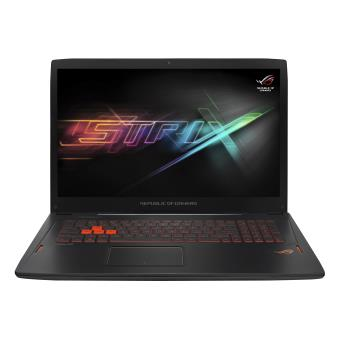 pc portable asus rog g702vm gc074t gaming 17 3. Black Bedroom Furniture Sets. Home Design Ideas