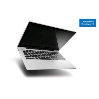 pc portable lenovo ideapad u330 touch 13 3 ordinateur ultra portable. Black Bedroom Furniture Sets. Home Design Ideas