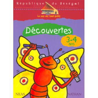 Decouvertes 3-4 ans version senegal