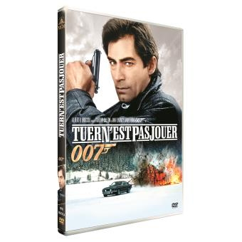 james bond tuer n 39 est pas jouer dvd zone 2 john glen glen james bond timothy dalton. Black Bedroom Furniture Sets. Home Design Ideas