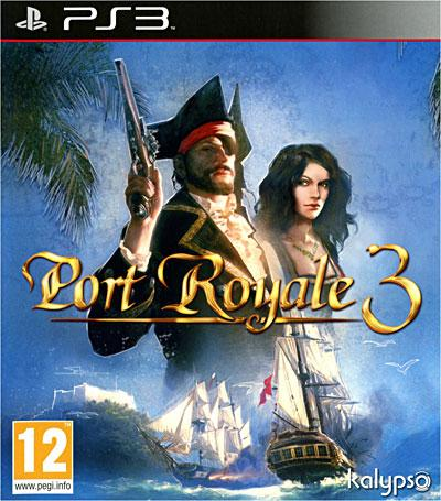 Port Royale 3 Gold Edition PS3 - PlayStation 3