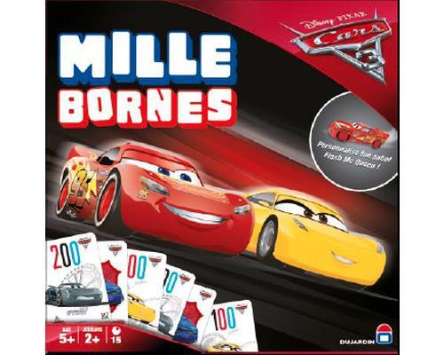 Fnac.com : Mille Bornes Cars 3 Dujardin - Jeu de cartes. Achat et vente de jouets, jeux de société, produits de puériculture. Découvrez les Univers Playmobil, Légo, FisherPrice, Vtech ainsi que les grandes marques de puériculture : Chicco, Bébé Confort, M