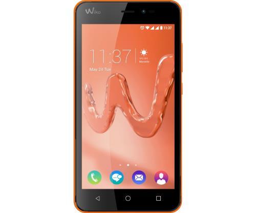 Smartphone Wiko Freddy 8 Go Double SIM Orange