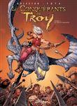 Les conquérants de Troy , Tome 4 Le Mont Rapace