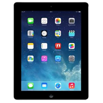apple ipad 2 noir 9 7 led 16 go wifi tablette tactile. Black Bedroom Furniture Sets. Home Design Ideas