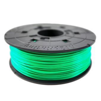 bobine de recharge xyzprinting pla pour cartouche filament vert bouteille accessoire. Black Bedroom Furniture Sets. Home Design Ideas