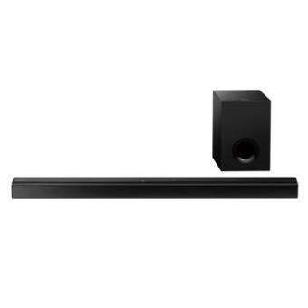 barre de son sony ht ct80 bluetooth 80w noire barre de son achat prix fnac. Black Bedroom Furniture Sets. Home Design Ideas