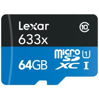 carte microsdxc lexar 64 go classe 10 lecteur usb 3 0 carte micro sd transflash achat. Black Bedroom Furniture Sets. Home Design Ideas