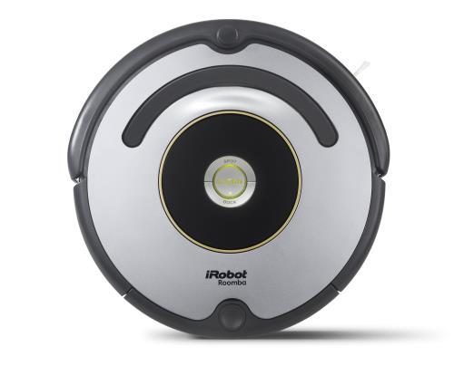 Aspirateur robot iRobot Roomba 616 Argent