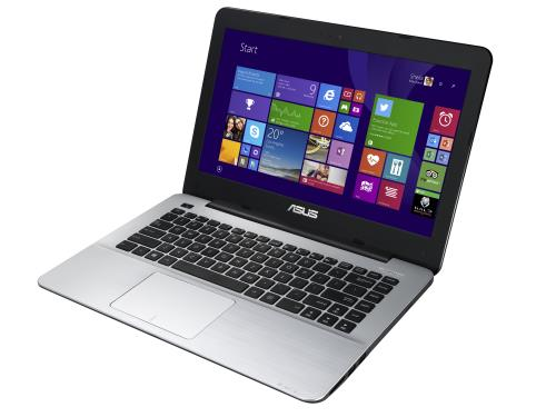 asus pc ultra portable premium r455la wx468t 14 netbook ordinateurpascher. Black Bedroom Furniture Sets. Home Design Ideas