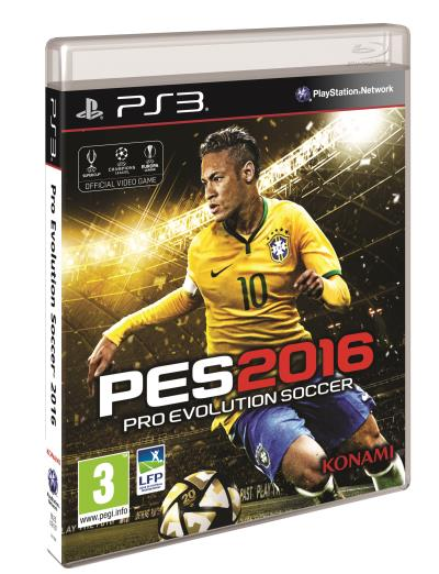 Pro Evolution Soccer 2016 Day One Edition PS3 - PlayStation 3