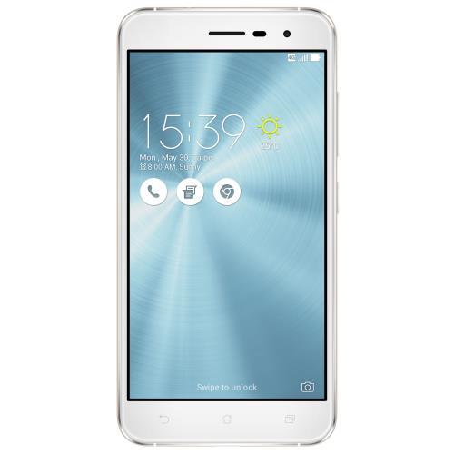 Smartphone Asus ZenFone 3 ZE520KL Double SIM 64 Go Blanc
