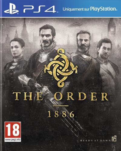 The Order 1886 PS4 - PlayStation 4