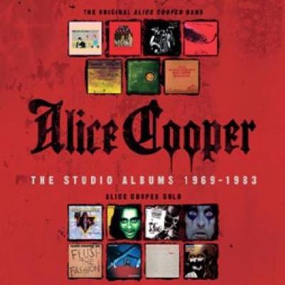The studio albums 1969 1983