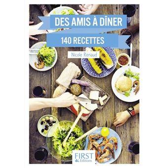 Des amis d ner petits plats gourmands pour soir es for Plat pour recevoir amis