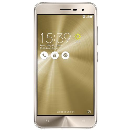 Smartphone Asus ZenFone 3 ZE520KL Double SIM 64 Go Or