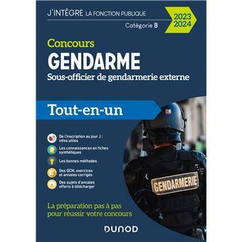 Le concours gendarme sous officier externe cat gorie c - Grille salaire sous officier gendarmerie ...