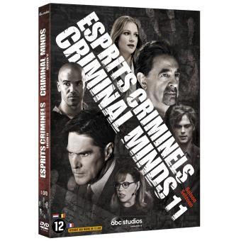 Criminal minds esprits criminels saison 11 dvd coffret dvd dvd zone 2 jeff davis thomas - Coffret coloriage cars leclerc ...