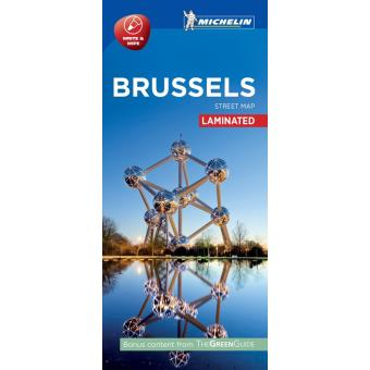 Brussels - laminated