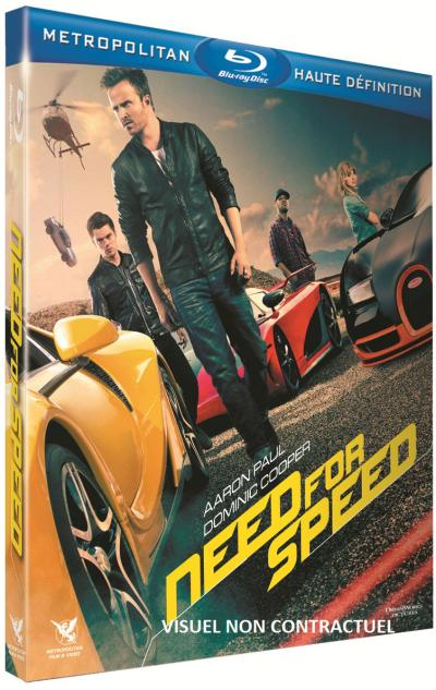 need for speed blu ray blu ray scott waugh aaron paul dominic cooper achat prix fnac. Black Bedroom Furniture Sets. Home Design Ideas