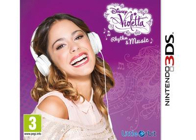 Violetta 3DS - Nintendo 3DS