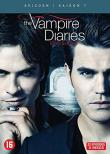 The Vampire Diaries Series 7 DVD (DVD)