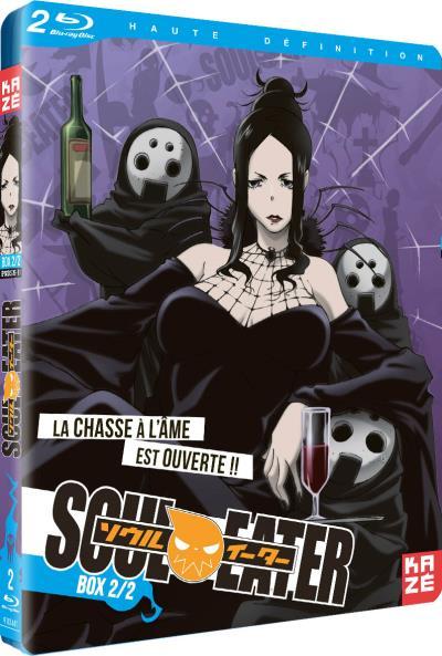 Soul eater Box 2/2 Blu-ray