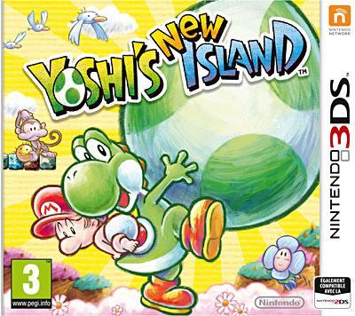 Yoshi's New Island 3DS - Nintendo 3DS
