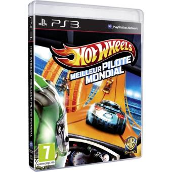 hotwheels ps3 sur playstation 3 jeux vid o achat prix fnac. Black Bedroom Furniture Sets. Home Design Ideas