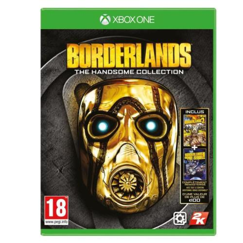 Borderlands: The Handsome Collection Xbox One - Xbox One