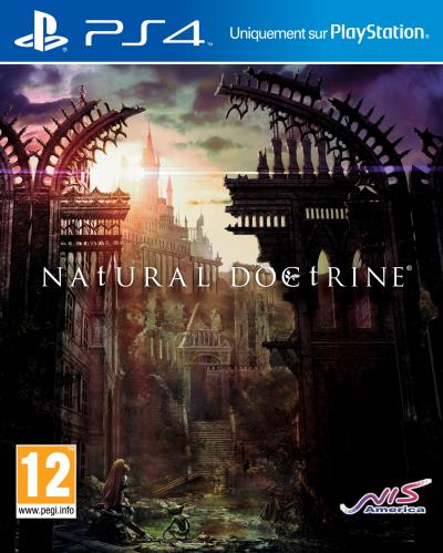 Natural Doctrine PS4 - PlayStation 4