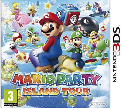 Mario Party Island Tour 3DS - Nintendo 3DS