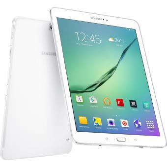 Tablette Samsung Galaxy Tab S  Go G Blanche a w