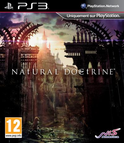 Natural Doctrine PS3 - PlayStation 3