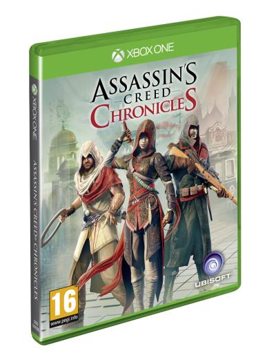 Assassin´s Creed Chronicles Trilogie Xbox One