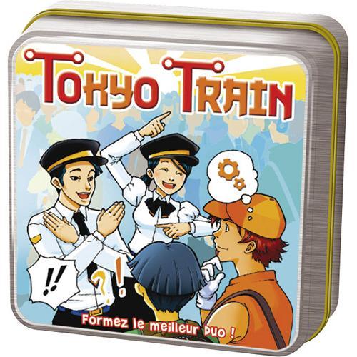 Parviendrez-vous à organiser le placement des touristes dans les trains tokyoïtes ? Les joueurs forment des équipes de deux : les touristes se placent d´un côté de la table et leurs camarades japonais leur font face. Les touristes se positionnent dans les