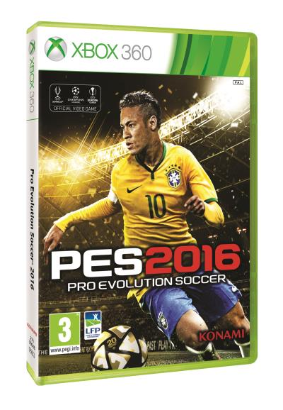 Pro Evolution Soccer 2016 Day One Edition Xbox 360 - Xbox 360