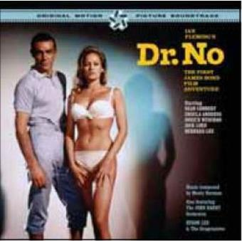 Monty Norman Dr No Original Motion Picture Soundtrack Album