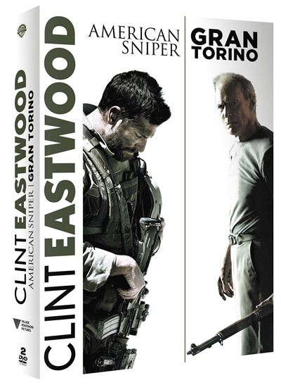 Coffret Eastwood 2 films DVD
