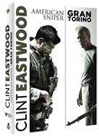 Clint Eastwood: American Sniper + Gran Torino - DVD + Copie digitale (DVD)