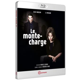 Le monte charge blu ray blu ray marcel bluwal robert for Prix monte charge