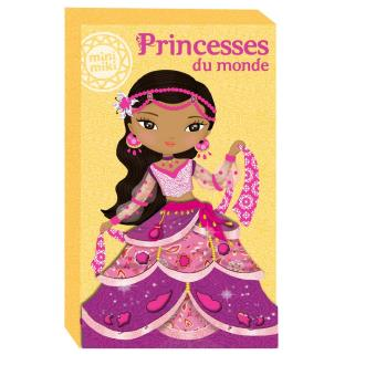 princesses du monde cartes pailleter broch collectif achat livre achat prix fnac. Black Bedroom Furniture Sets. Home Design Ideas