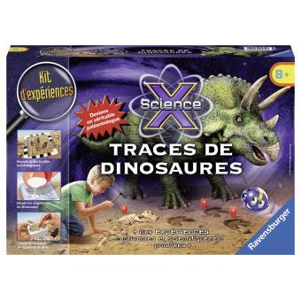 traces de dinosaures midi sciences ravensburger jeux scientifiques acheter sur. Black Bedroom Furniture Sets. Home Design Ideas