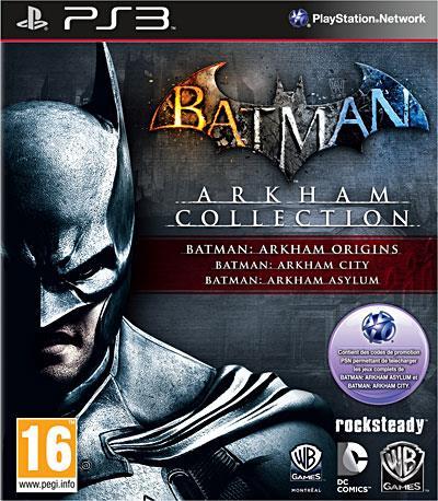 Batman Arkham Trilogy PS3 - PlayStation 3