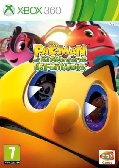 Pac-Man & Les Aventures de Fantômes Xbox 360 - Xbox 360