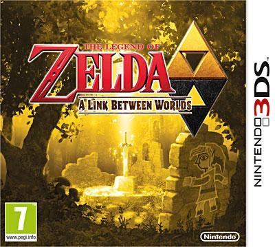 The Legend of Zelda - A Link Between Worlds 3DS - Nintendo 3DS
