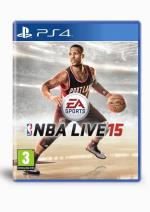 NBA Live 15 PS4 - PlayStation 4