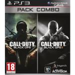 Pack Call of Duty Black Ops 1 et 2 PS3