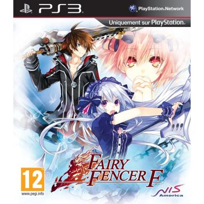 Fairy Fencer F PS3 - PlayStation 3